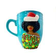 Load image into Gallery viewer, Christmas Sweetie Fro Mug