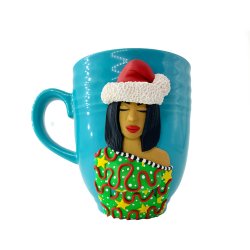 Christmas Sweetie Bob Mug
