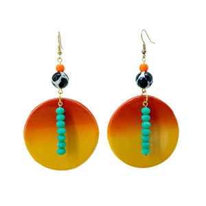Summer Sunset Earrings
