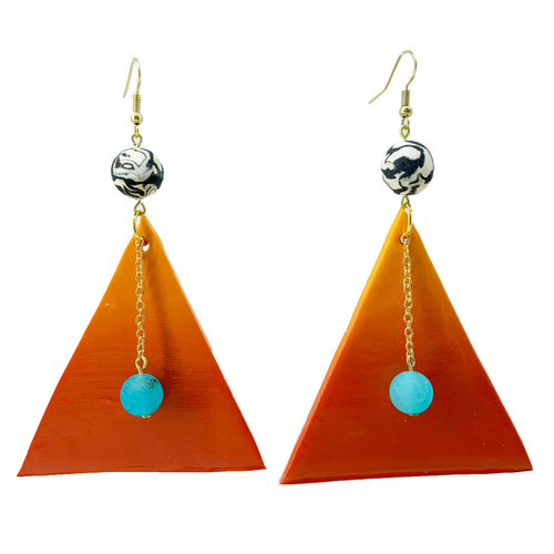 Tri Summer Earrings