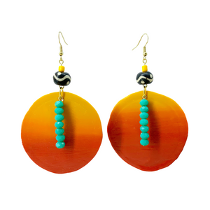 Summery Sunset Earrings