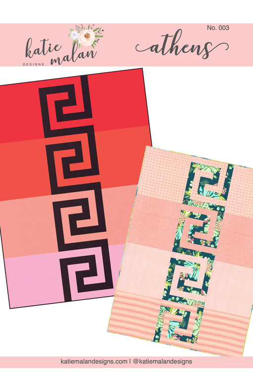 Athens - Paper Quilt Pattern