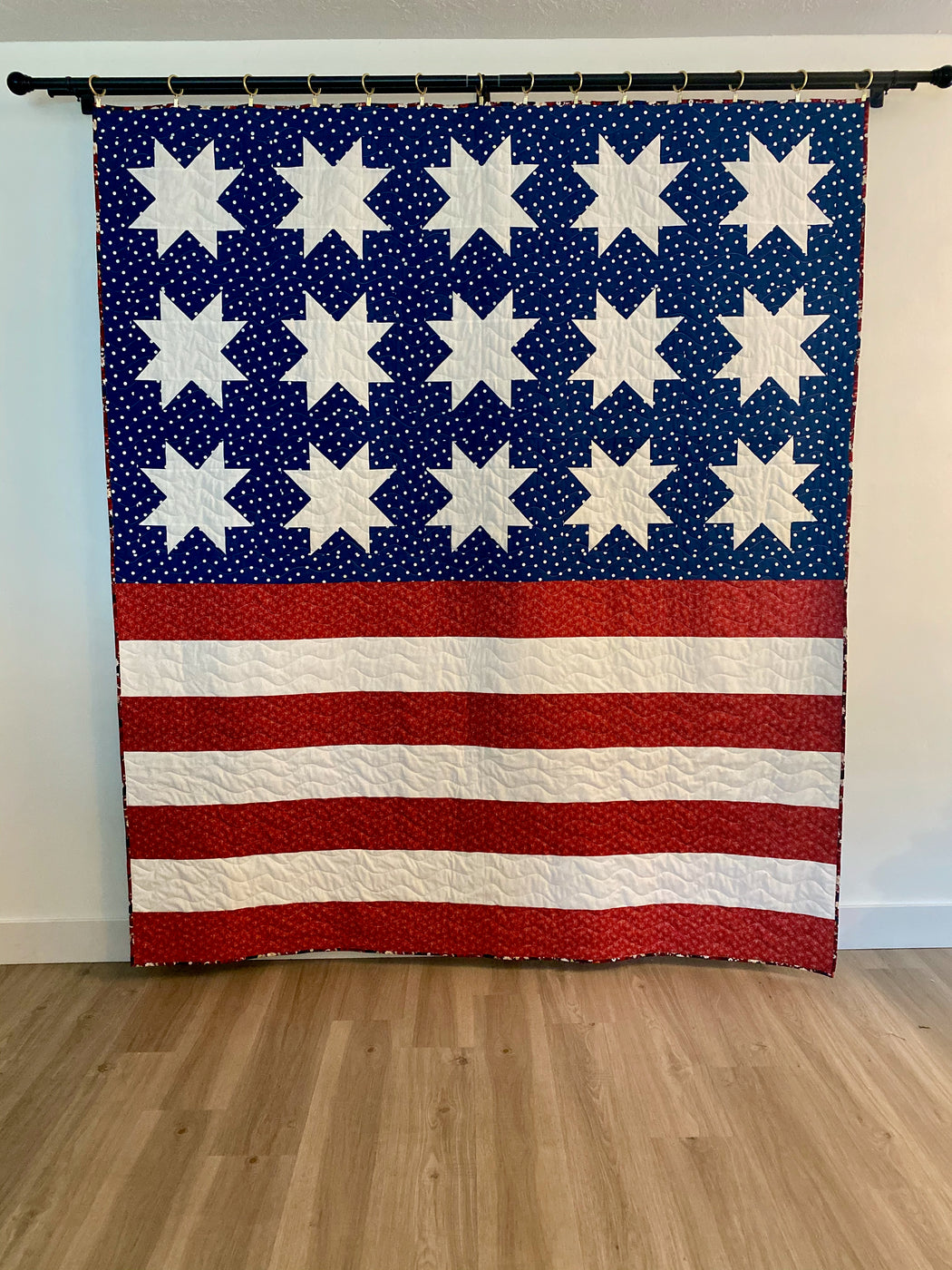 Betsy Ross - Paper Pattern