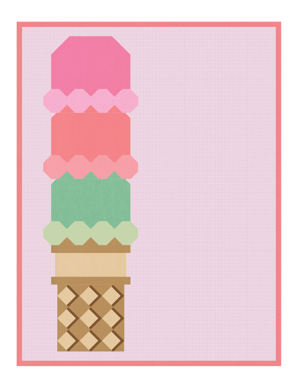 Triple Scoop - PDF Pattern