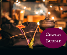 Load image into Gallery viewer, TheCauldron_Wizard_CosplayBundle