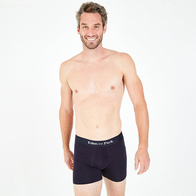 Pack of two mismatched pairs of boxer shorts