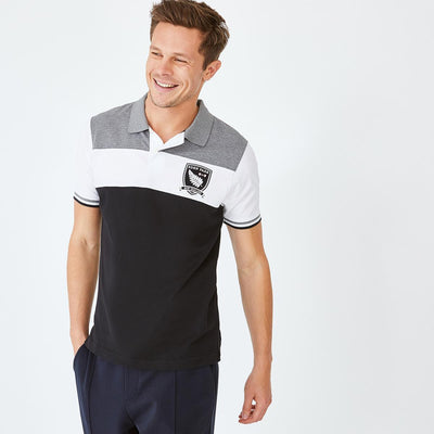 Pima cotton piqué New Zealand polo