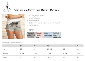 Personalized Mrs. Boxer Shorts
