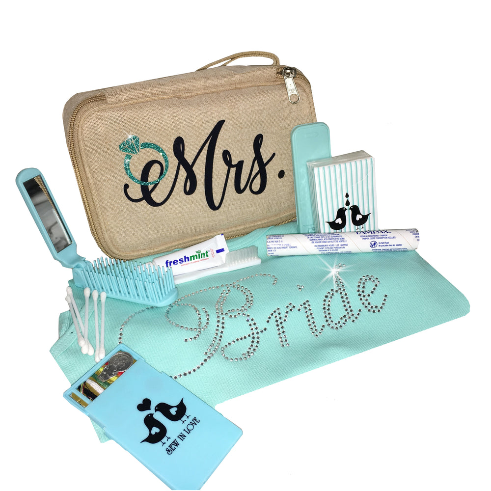 From Miss to Mrs. Wedding Day Kit