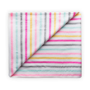 La Adriana Beach Blanket, Las Bayadas Blanker, Striped beach Blanket