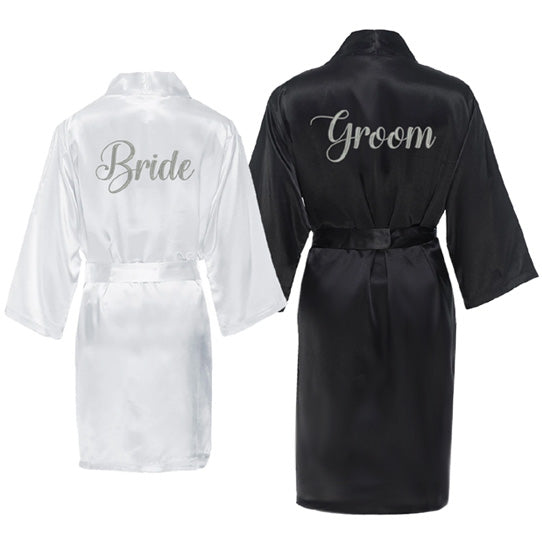 Bride and Groom Gist, Gifts for the Couple, Mr. and Mrs. Robe Set, Wedding Robes