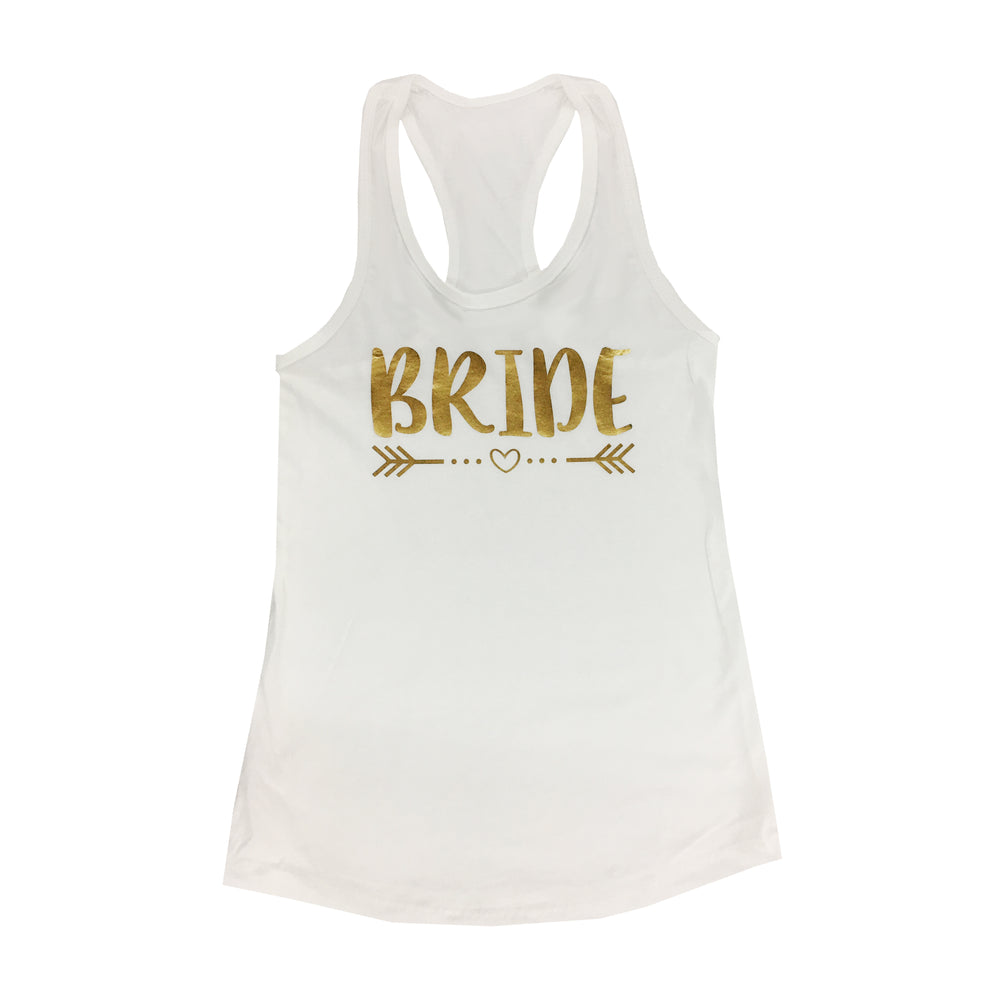 Bride Lovestruck Tank Top