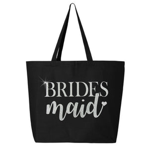 Bridal Party Glitter The Bag