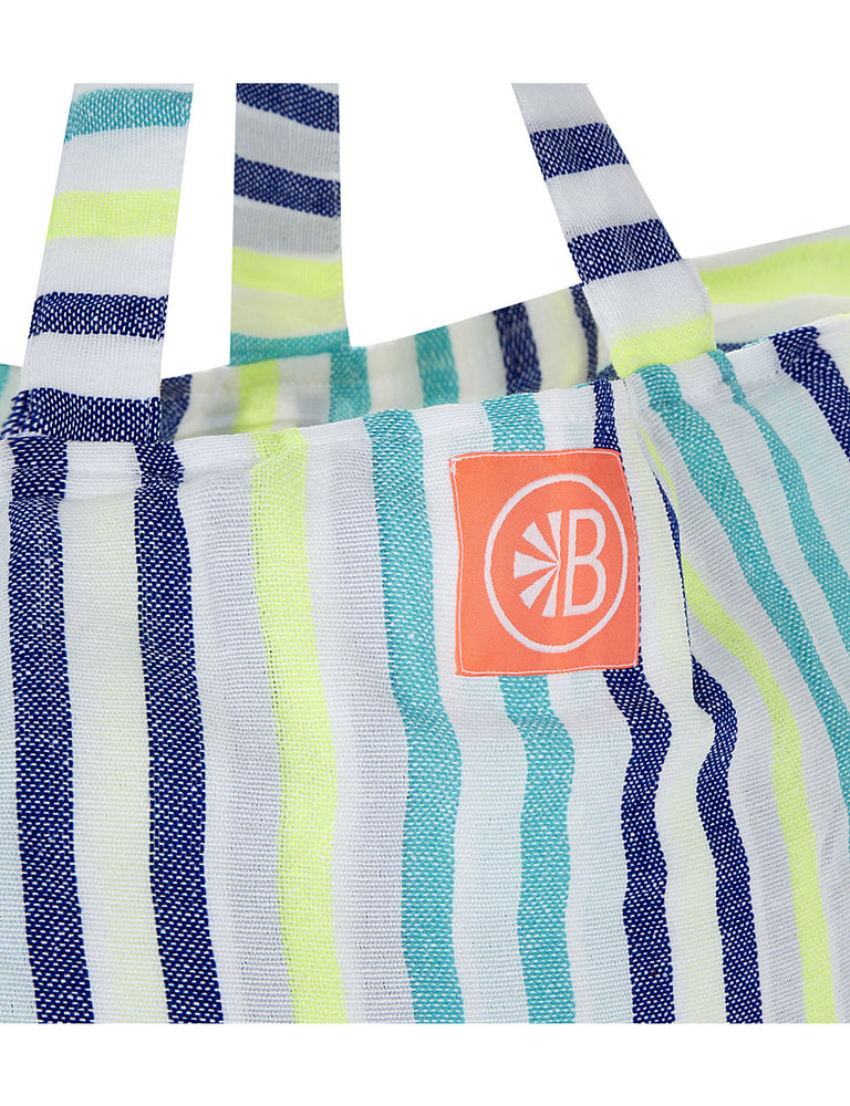 Monogrammed El Raul Beach Bag
