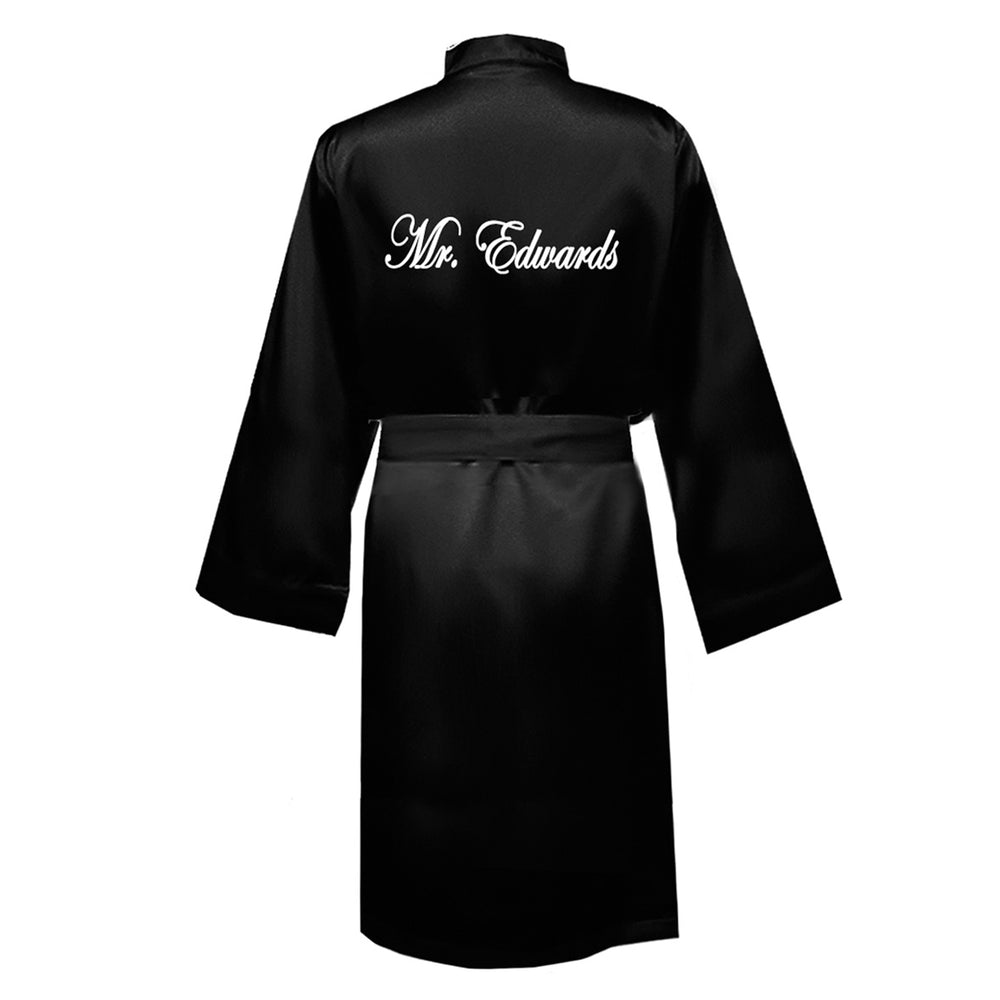 Personalized Mr. Robe