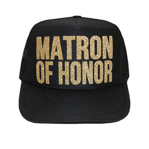 Maid of Honor Trucker Hat