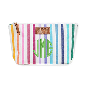 Monogrammed El Angel Clutch Bag