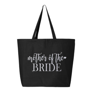 Mother of the Bride Glitter The Bag