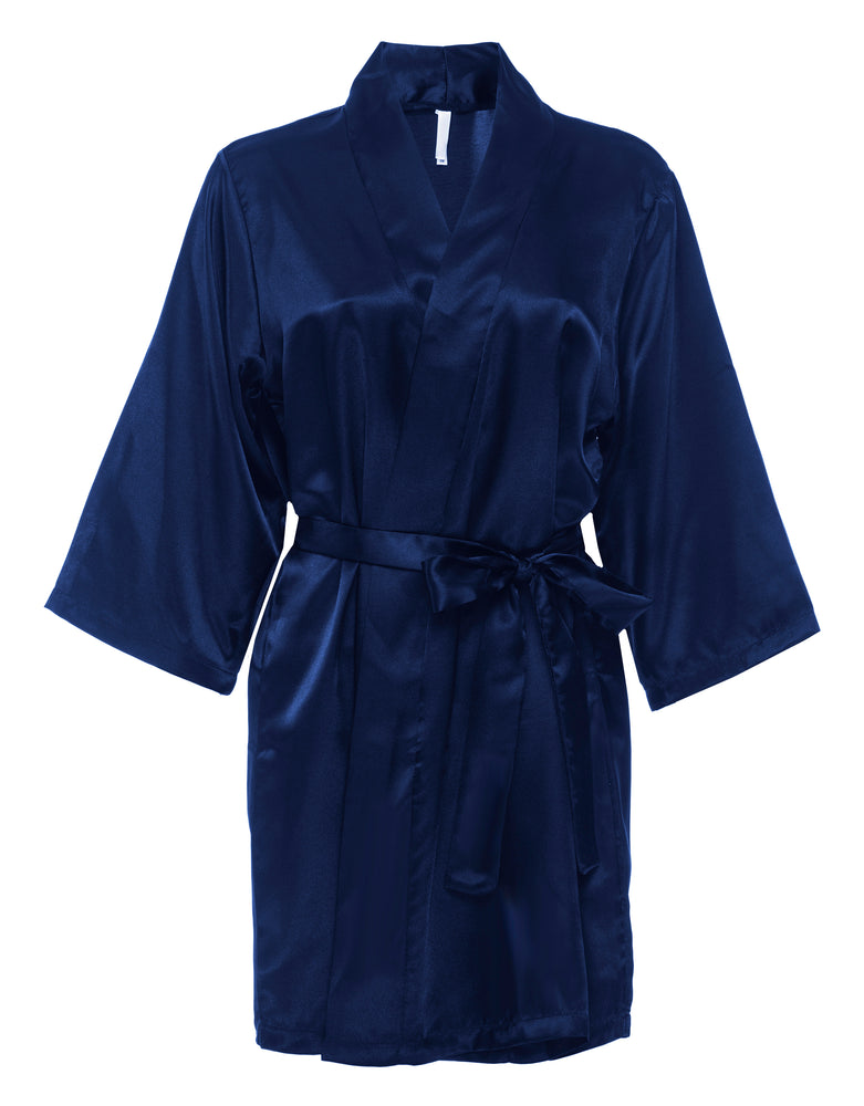 Mother of the Groom Satin Robe