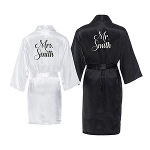 Mr. and Mrs. Robe Set, Couples Robes, His and Hers Robes