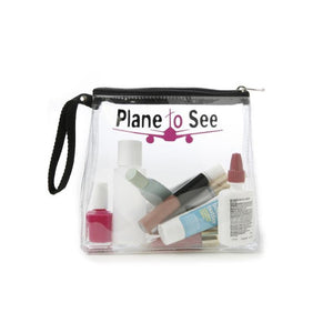 Plane to See Travel Bag