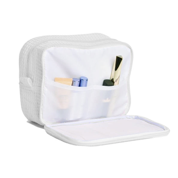 Load image into Gallery viewer, Bride Waffle Cosmetic Bag