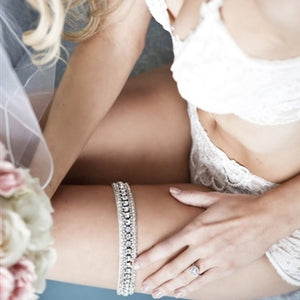 Load image into Gallery viewer, Marilyn Wedding Garter