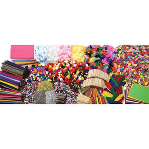 Art Craft Kits Items (Various Sizes)