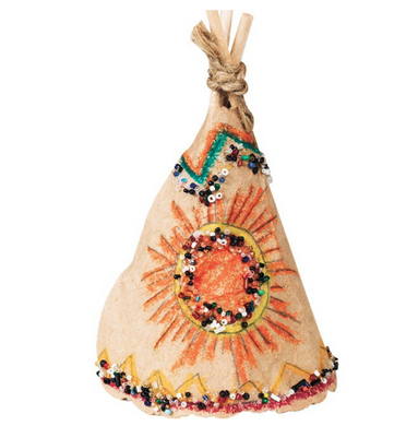 Authentic Tepee Craft Kit