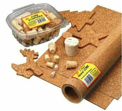 Cork Stoppers and Sheets