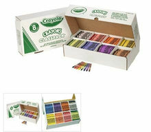 Load image into Gallery viewer, Crayola Classpack Crayons