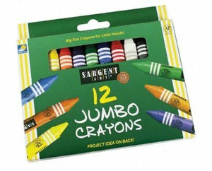 Large Best Buy Crayons - Set Of 12