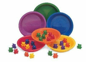 Plastic Bowls (Set Of 6)