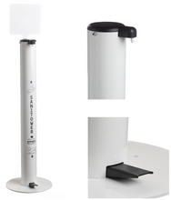 Load image into Gallery viewer, SANITOWER HANDS FREE SANITIZER DISPENSER