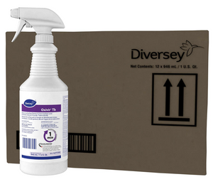 Oxivir Tb One-Step Disinfecting Cleaner Value Pack, Ready-to-Use, 32 oz. (Pack of 12)