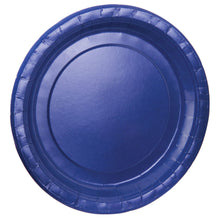 "Load image into Gallery viewer, 9"" Paper Plates - Assorted Colours"