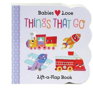 Babies Love Board Books, Set of 5