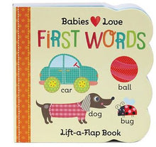 Load image into Gallery viewer, Babies Love Board Books, Set of 5