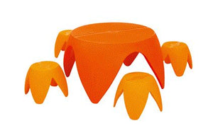 Tulipe Lounge Kit, Orange