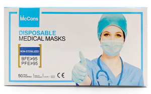 Medical Mask 3 PLY Level 1