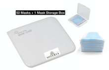 Charger l'image dans la galerie, Portable Moisture-proof Storage Box for Face Mask