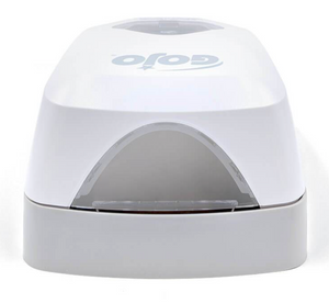 GOJO 2740-01 Dove Gray TFX Touch Free Dispenser with Matte Finish