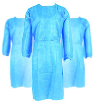 Load image into Gallery viewer, Disposable Waterproof Isolation Gown