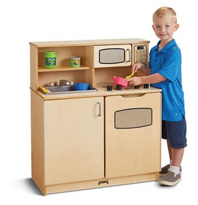 4-IN-1 KITCHEN ACTIVITY CENTRE