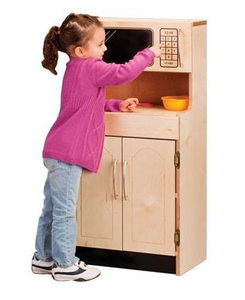 CLASSIC KITCHEN HUTCH CABINET, BIRCH