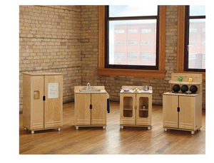 TRUEMODERN PLAY KITCHEN SET