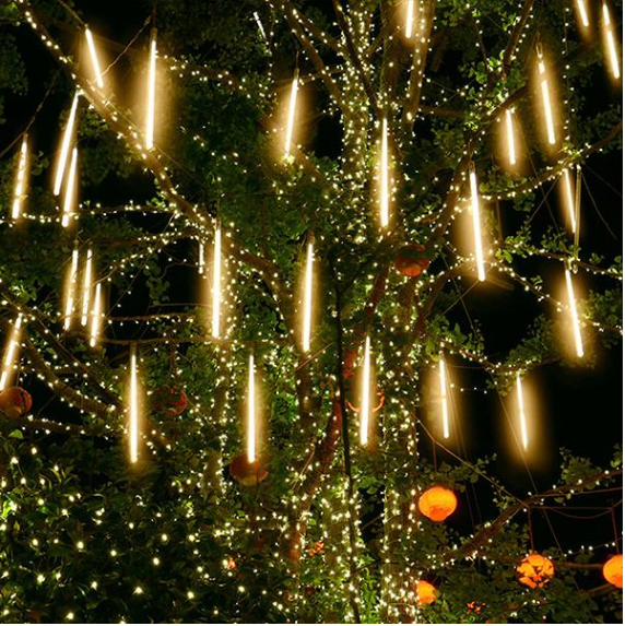 70% OFF Holiday Promotion-Snow Fall LED Lights【Buy 4 sets get free shipping】