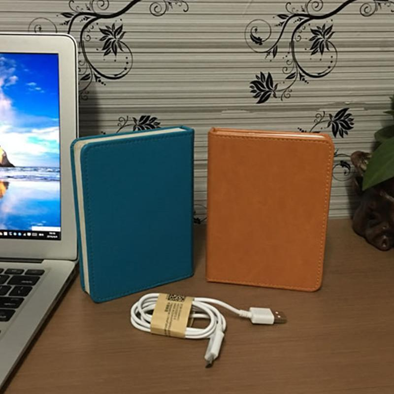 LED Five-color Night Light USB Charging Folding Book Light(BUY 1 GET 2ND 10% OFF)