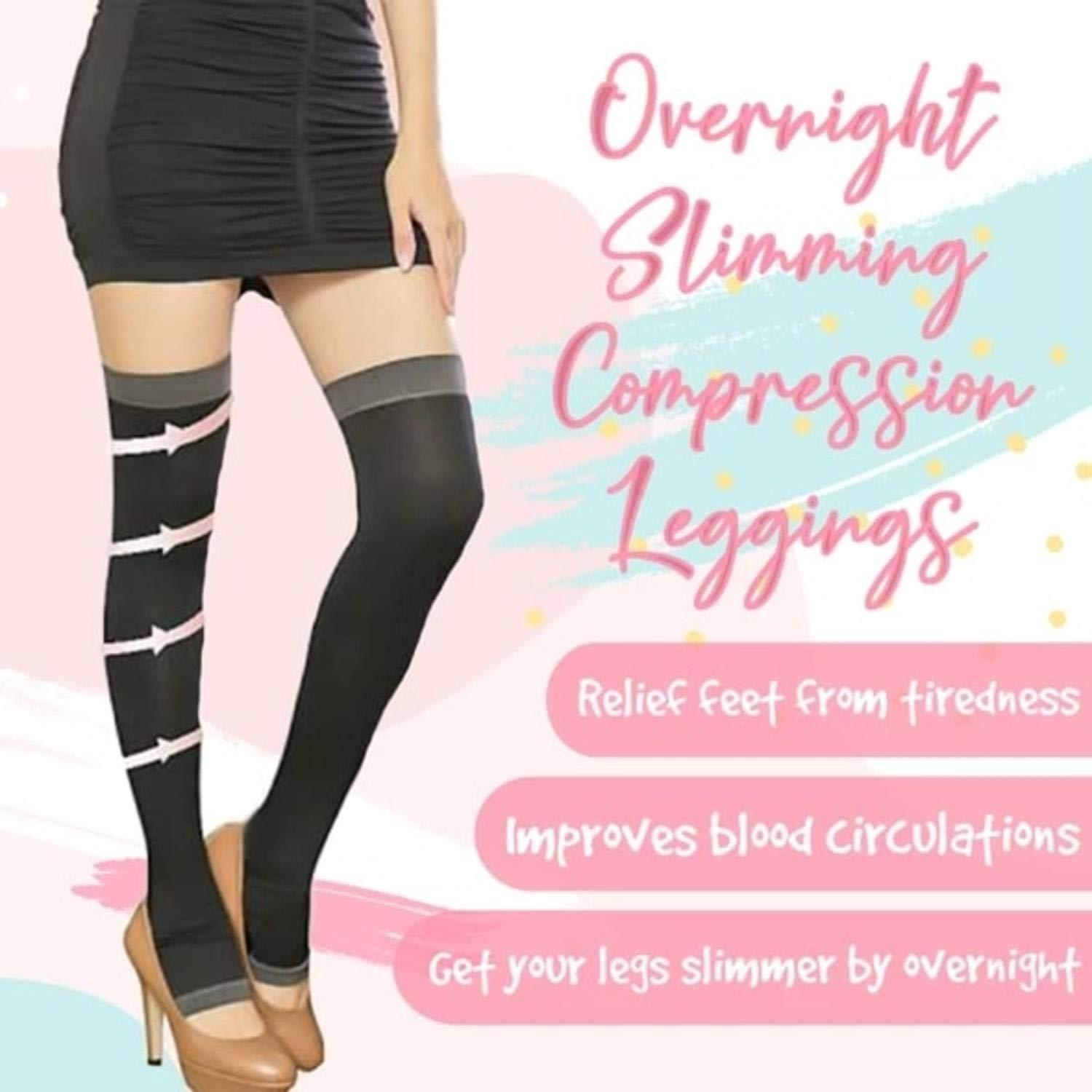 Overnight Slimming Compression Leggings (50% Off - Holiday Sale)