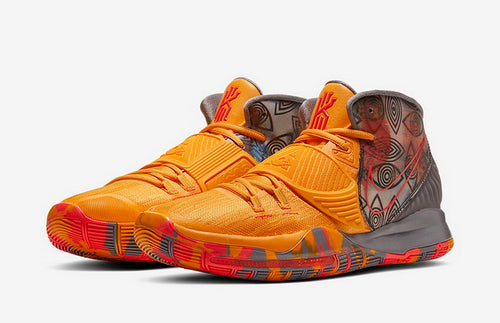 Nike Kyrie 6 Preheat Collection Beijing